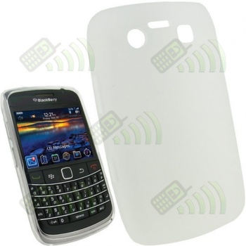 Funda Silicona BB 9700/9780 Semitransparente
