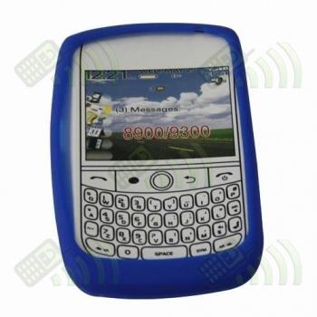 Funda Silicona BB 8900 Azul