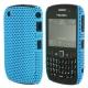 Carcasa trasera Blackberry 8520/9300 Azul Perforada