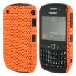 Carcasa trasera Blackberry 8520/9300 Naranja Perforada