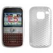 Funda Gel Nokia E5 Transparente Diamond