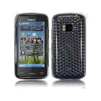 Funda Gel Nokia C6-01 Transparente Diamond