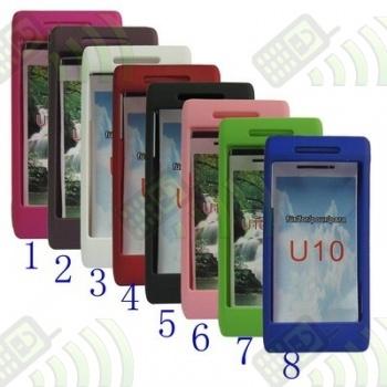 Carcasa Sony Ericsson Aino/U10 Roja