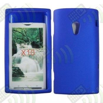 Carcasa Sony Ericsson X10 Morada