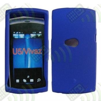 Carcasa Sony Ericsson Vivaz U5i Azul