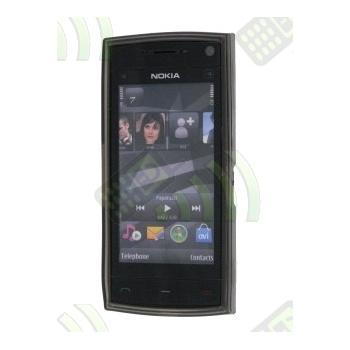 Funda Gel Nokia X6 Transparente Diamond