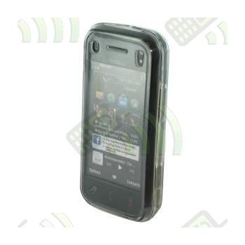 Funda Gel Nokia N97 Mini Transparente Diamond