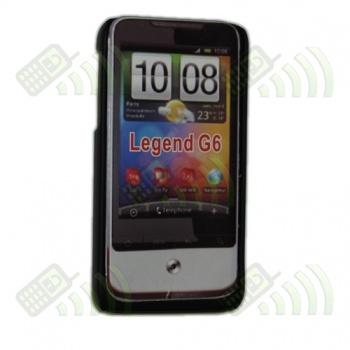 Carcasa trasera HTC Legend Negra