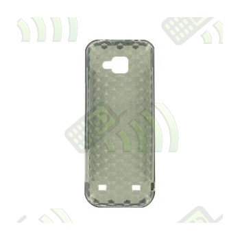 Funda Gel Nokia C5-00 Transparente Diamond