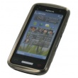 Funda Gel Nokia C6-01 Oscura Diamond