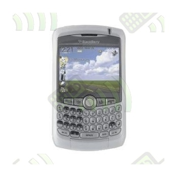 Funda Silicona BB 8300 Semitransparente