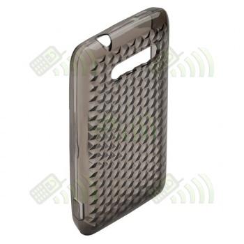 Funda Gel HTC 7 Trophy / Mozart HD3 Oscura Diam.