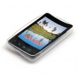 Funda Gel HTC HD Mini Transparente Diam.