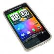 Funda Gel HTC Desire HD Transparente Diam.