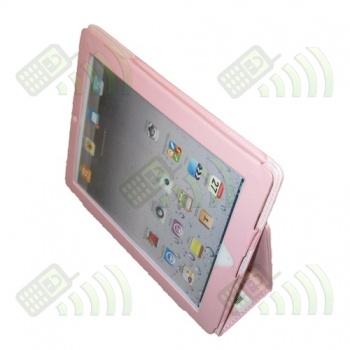 Funda Solapa iPad 2 Rosa
