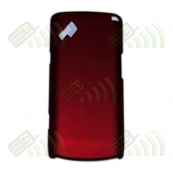 Carcasa trasera Samsung S8500 Roja