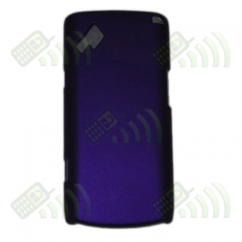 Carcasa trasera Samsung S8500 Morada