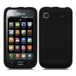 Funda Silicona Samsung Galaxy S i9000 Negra