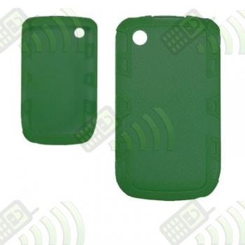 Funda Silicona BB 8520/9300 Curve Verde Reforzada