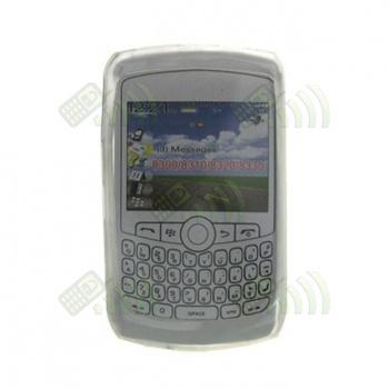 Funda Gel BB 8300 Curve Transparente Diamond
