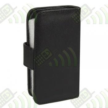 Funda Solapa Nokia N97 Mini Negra