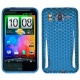 Funda Gel HTC Desire HD Azul Diam.