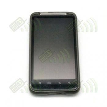 Funda Gel HTC Desire HD Oscura