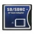 Adaptador tarjetas SD/SDHC/MMC a CF