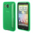 Funda Gel HTC Desire HD Verde