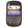 Funda Silicona Blackberry 9900 / 9930 Negra