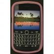 Funda Silicona Blackberry 9900 Rosa