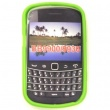 Funda Silicona Blackberry 9900 Verde