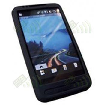 Funda Silicona HTC Touch HD 2 Negra