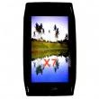 Funda Silicona Nokia X7 Negra