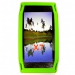 Funda Silicona Nokia X7 Verde