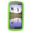 Funda Silicona HTC Sensation Verde