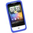 Funda Silicona HTC Legend Azul