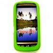 Funda Silicona HTC Desire S Verde