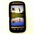 Funda Silicona HTC Desire S Negra