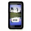 Funda Silicona Samsung Galaxy S2 i9100 Negra