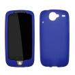 Funda Silicona HTC Nexus One Azul