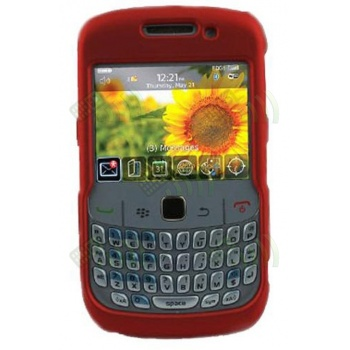 Carcasa Blackberry 8520/9300 Roja