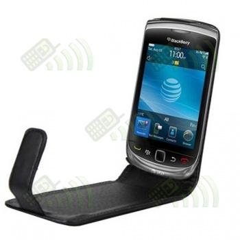 Funda Solapa Blackberry 9800 Torch