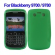Funda Gel BB 9700/9780 Bold Verde