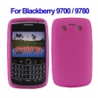 Funda Gel BB 9700/9780 Bold Rosa Semitransparente