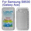 Funda Gel Samsung S5630 Transparente Hex
