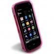 Funda Gel Nokia 5230 Transparente Diamond