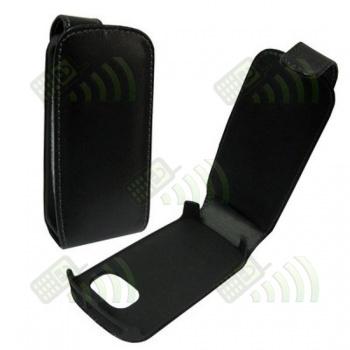Funda Solapa Nokia 5800/5230 Negra