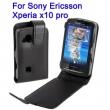 Funda Solapa Sony Ericsson Xperia X10 Mini (Modelo B)