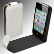 Funda Solapa iPhone 4 Negra